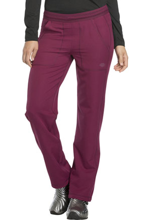 Mid Rise Straight Leg Pull-on Pant (DK120T-WIN)
