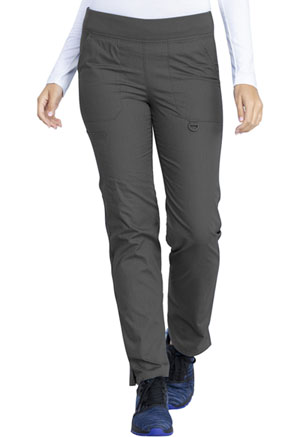 Dickies EDS Signature Mid Rise Tapered Leg Pull-on Pant in Pewter (DK125-PTWZ)