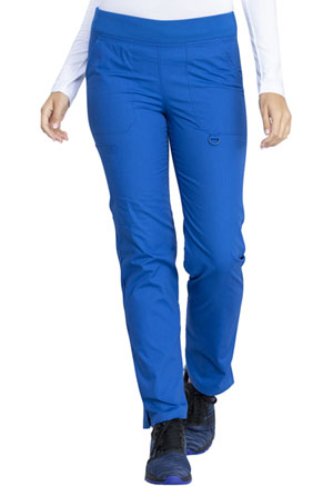 Dickies EDS Signature Mid Rise Tapered Leg Pull-on Pant in Royal (DK125-ROWZ)