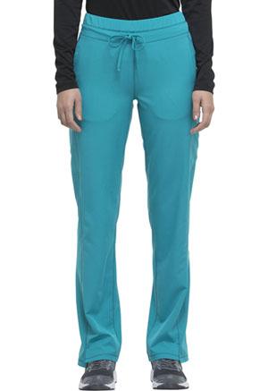 Mid Rise Straight Leg Drawstring Pant (DK130T-TLB)