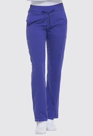 Dickies Mid Rise Straight Leg Drawstring Pant Ultraviolet (DK130-UVTZ)