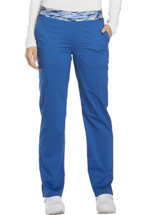 Mid Rise Tapered Leg Pull-on Pant (DK140P-ROY)
