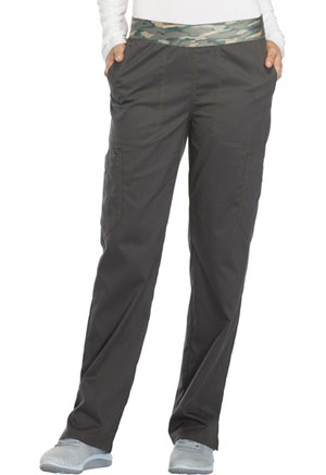 Mid Rise Tapered Leg Pull-on Pant (DK140T-PWT)
