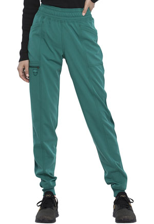 Dickies Balance Mid Rise Jogger Pant in Hunter Green (DK155-HUN)