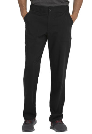Dickies Men's Mid Rise Straight Leg Pant Black (DK220-BLK)
