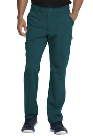 Dickies Balance Men's Mid Rise Straight Leg Pant in Caribbean Blue (DK220-CAR)