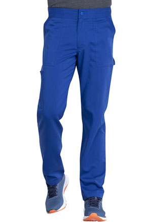 Dickies Balance Men's Mid Rise Straight Leg Pant in Galaxy Blue (DK220-GAB)