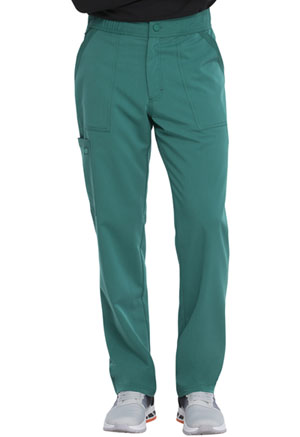 Dickies Balance Men's Mid Rise Straight Leg Pant in Hunter Green (DK220-HUN)