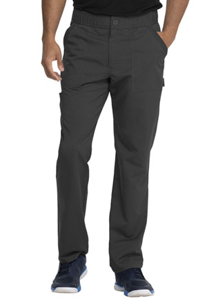 Dickies Balance Men's Mid Rise Straight Leg Pant in Pewter (DK220-PWT)