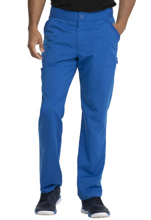 Dickies Balance Men's Mid Rise Straight Leg Pant in Royal (DK220-ROY)