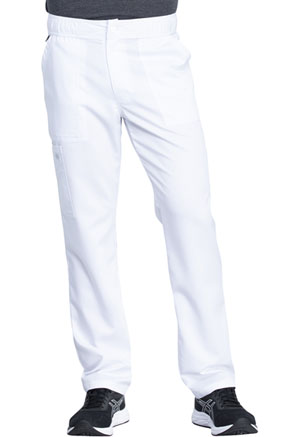 Dickies Balance Men's Mid Rise Straight Leg Pant in White (DK220-WHT)