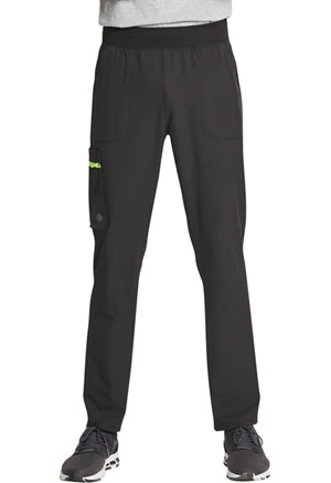 Dickies Dynamix Men's Mid Rise Pull-on Cargo Pant in Black (DK225-BLK)