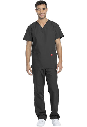 Dickies Promo Unisex Top and Pant Set in Pewter (DKP520C-PWTW)