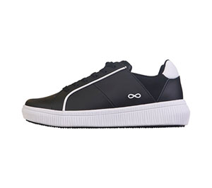 Infinity Footwear DRIFT Black on White (DRIFT-BKWH)