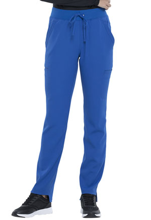 Simply Polished Natural Rise Straight Leg Pant (EL167-ROY) (EL167-ROY)
