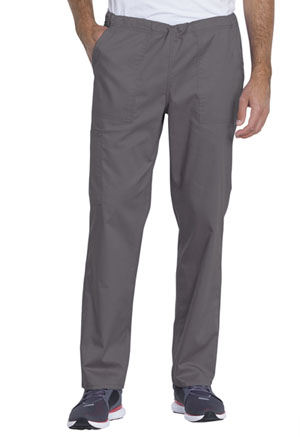 Genuine Dickies Industrial Strength Unisex Mid Rise Straight Leg Pant in Pewter (GD120-PWT)