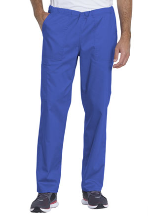 Genuine Dickies Industrial Strength Unisex Mid Rise Straight Leg Pant in Royal (GD120-ROY)