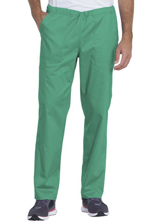 Genuine Dickies Industrial Strength Unisex Mid Rise Straight Leg Pant in Surgical Green (GD120-SGR)