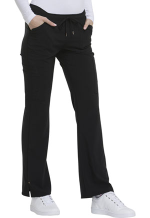 Heartsoul Low Rise Drawstring Pant Black (HS025-BAPS)