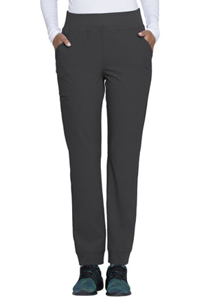 Heartsoul Natural Rise Tapered Leg Pant Pewter (HS070-PEWH)