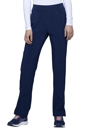 Heartsoul Mid Rise Tapered Leg Pant Navy (HS075-NYPS)