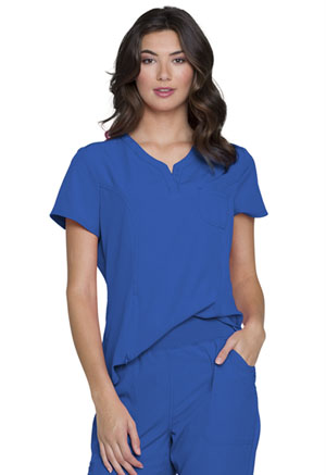 Break on Through V-Neck Top (HS710-ROYH) (HS710-ROYH)