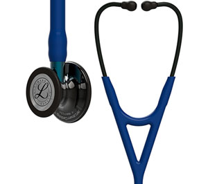 Littmann Cardiology IV Diagnostic Stethoscope Pop Navy (L6202SMH-NVY)