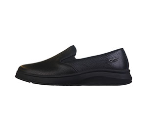 Infinity Footwear LIFT Textured Black on Black (LIFT-KOBK)