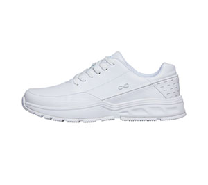 Infinity Footwear MFLOW White (Wide) (MFLOW-WHZ)