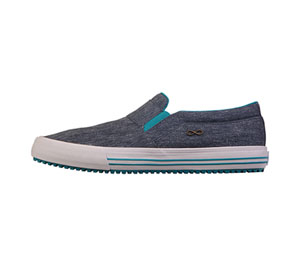 Infinity Footwear MRUSH Heather Navy/Teal (MRUSH-THTW)
