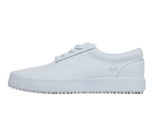 Infinity Footwear PACE White (PACE-WHLA)