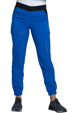 Sanibel Mid Rise Drawstring Jogger Royal (PL170-RORS)