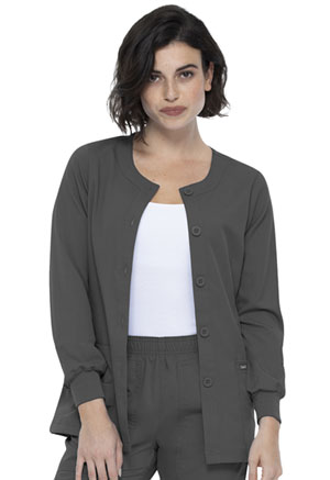 Sanibel Warm-up Jacket Pewter (PL300-PWRS)