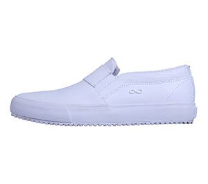 Infinity Footwear RUSH White on White (RUSH-WWWH)