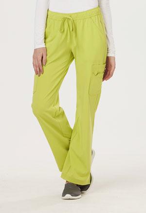 "Sapphire Sapphire Women's ""Vienna"" Mid Rise Straight Leg Pant Green"