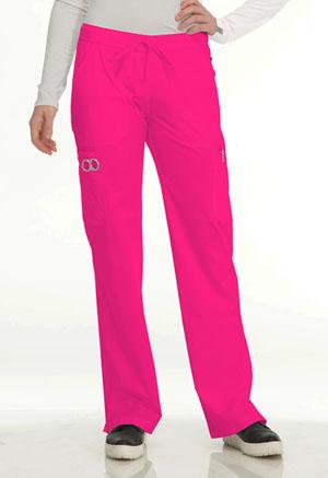 Sapphire Vienna Mid Rise Straight Leg Pant Pink Sapphire (SA100A-PKSS)