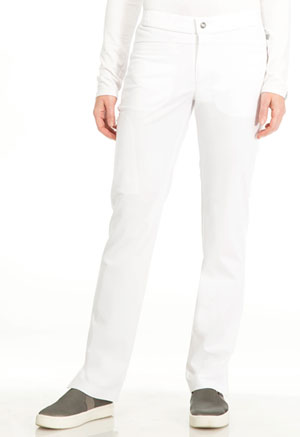 Roma Low Rise Zip Fly Slim Pant (SA101AT-WTES)