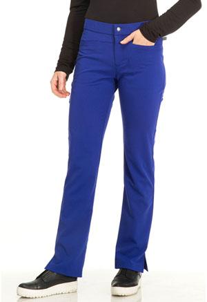 Sapphire Roma Low Rise Zip Fly Slim Pant Sapphire Blue (SA101A-BUES)