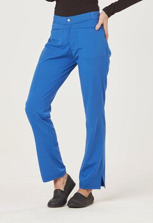 Sapphire Roma Low Rise Zip Fly Slim Pant Royal (SA101A-ROY)