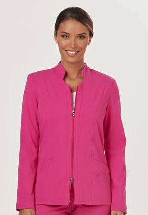 Sapphire Melrose Notched Jacket Pink Sapphire (SA300A-PKSS)