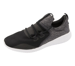 Reebok Women's SKYCUSHCASUAL Black,AshGrey,White