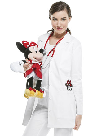 "Licensed Prints 32"" Lab Coat (TF400-WHTW) (TF400-WHTW)"