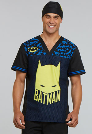 Tooniforms Scrub Hat Gotham Guardian (TF500-DMCH)