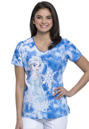 Tooniforms V-Neck Top Elsa (TF626-FZES)
