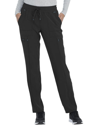 Women's Yoga Pant (WC023-BLK)