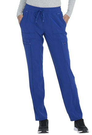 ScrubStar Canada Women's Yoga Pant Electric Blue (WC023-EBW)