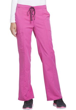 a17ef968fad ScrubStar Women's Premium Rayon Drawstring Pant Shocking Pink WD002-SHP
