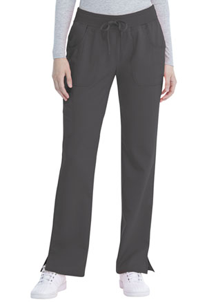 ScrubStar Women's Drawstring Pant Pewter (WM018-RWWM)