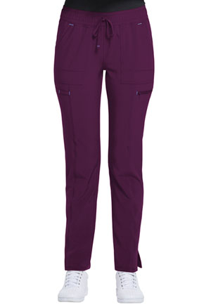 ScrubStar Women's Yoga Pant Wine (WM047-WIN)