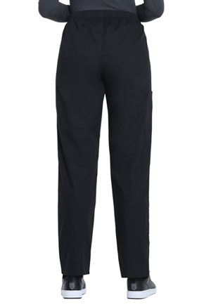 Women's Drawstring Pant (WM049-BLK)